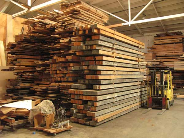 Hardwood lumber bay area